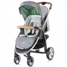 Carucior Avenue 3 in 1 2017 Grey - Carucior copii 2 in 1 Chipolino