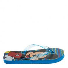 Slapi copii Mickey Mouse albastri