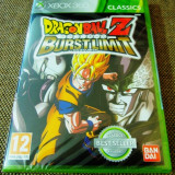 Dragon Ball Z Burst Limit, XBOX360, alte sute de jocuri - Jocuri Xbox 360, Actiune, 12+, Single player