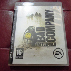 Battlefield Bad Company, PS3, original, alte sute de jocuri!, Shooting, 16+, Multiplayer, Ea Games