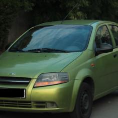 Chevrolet Kalos, An Fabricatie: 2003, Benzina, 126500 km, 1400 cmc