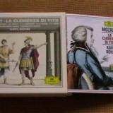 Mozart - La Clemenza di Tito (Karl Bohm) (2 CD-uri originale cu libret)