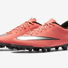 Ghete Fotbal Nike Mercurial Vortex 2 FG-Adidasi Originali-Ghete Fotbal, Marime: 44, Culoare: Din imagine, Barbati, Iarba: 1