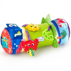 Baby Einstein - Perna Multifunctionala Rhythm of the Reef - Jucarie pentru patut Bright Starts