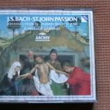Bach - Johannes-Passion (John Eliot Gardiner) (2 CD-uri originale cu libret)
