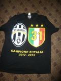 Tricou al Echipei Juventus Torino - Fotbal - Jubileu 31 Campionate ale Italiei