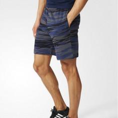 Pantaloni Scurti Adidas Ess Print-Pantalon Original-Pantalon Barbati-AY9101, Nike