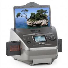 ONEconcept 979GY Combo Slide Film Scaner foto 14 MP SD USB - Accesoriu Proiectie Aparate Foto
