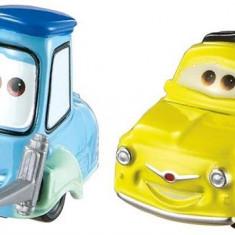 Set Masinute Cars 3 Die Cast Luigi & Guido Disney