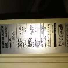 Aparat de climatizare dualsplit General Electric 2x9500 BTU - Aer conditionat LG, 18000 BTU, Standard