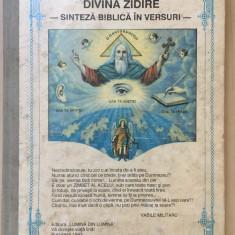 DIVINA ZIDIRE - SINTEZA BIBLICA IN VERSURI