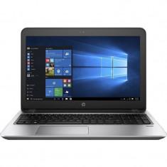 Laptop HP ProBook 450 G4 15.6 inch Full HD Intel Core i7-7500U 8GB DDR4 256GB SSD nVidia GeForce 930MX 2GB FPR Windows 10 Pro Silver