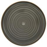 Platou pentru pizza din portelan -SPACE 32cm MN010167 BONNA