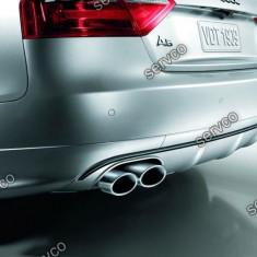 Difuzor bara spate Audi A5 8T Coupe Cabrio 2007 2012 Votex ABT Sliner ver7 - Difuzor bara spate auto