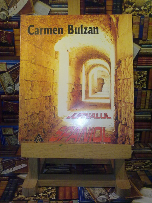 "Carmen Bulzan - Jurnalul spaniol ""A4457"" foto mare"