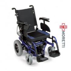 Fotoliu rulant electric gama Mobility seria ARIES MCS900BL - Scaun cu rotile