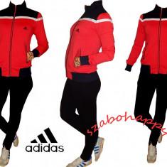 Trening Adidas pentru dama. - Trening dama Adidas, Marime: M, L, XL, XXL, Culoare: Ciclam, Bumbac