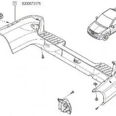 Bara Spate Log. Pick-Up 35635