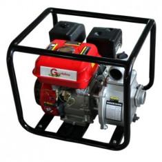 Motopompa ZB 50, 2 toli, 5.5CP, 28m3/h Gardelina