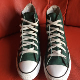 Converse All Star originali,high top,nr.39-24,5 cm.