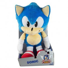Jucarie De Plus Sonic The Hedgehog Sonic Classic 25Th Anniversary 12-Inch Tomy