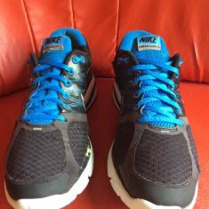 Nike Lunarglide 2 originali, marimea 44-28, 5 cm. - Adidasi barbati Nike, Culoare: Negru, Textil
