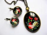 set model floral 28942