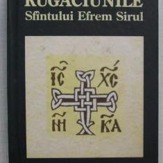 Rugaciunile Sfantului Efrem Sirul Catre Mantuitorul Plinsurile La Maica Domnului - Carte de rugaciuni