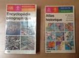 Atlas Historique / Encyclopedie geographique Stock 1968-9