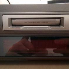 Technics SJ-MD100 MiniDisc deck - Deck audio
