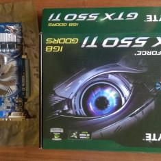 Placa video Gigabyte GeForce GTX 550 TI 1GB - Placa video PC