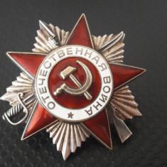 Decoratie de argint ruseasca