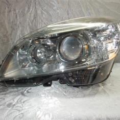Far stanga Mercedes C Classe W 204 xenon, an2007-2010 /cod A2048208961, nu are clema de jos pe aripa, in rest absolut functional