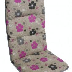 Perna dubla pentru scaun 115x50cm MULTIALTA MN0115232 cu flori Raki