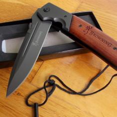 Briceag Browning model masiv, - Briceag/Cutit vanatoare