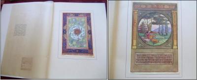 Canticum Canticorum , Ze'ev Raban - 26 hagiogravuri (gravuri sfinte) foto
