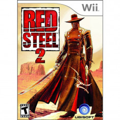 Joc consola Ubisoft Red Steel 2 Limited Edition Wii