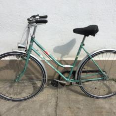 4 Bicicleta second-hand, Germania R26 - Bicicleta Dama, 19 inch, Numar viteze: 3