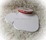 Kit 35 marturii nunta (cutie cub/ funda inimi)  - pret redus