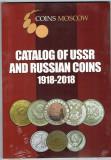 Catalog monede USSR , Russia - 1918-2018