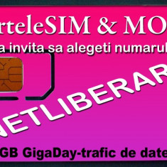 Cartela sim 07AB.999.994 - Cartela Telekom