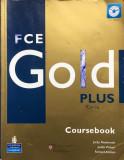 FCE GOLD PLUS COURSEBOOK + CD