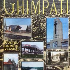MONOGRAFIE GHIMPATI - Marin Radan - Carte Monografie