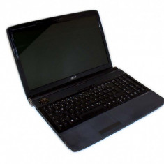 Laptop Acer Aspire 6530 AMD Athlon X2 Dual Core QL-60 1.90 GHz, HDD 320 GB, 3GB DDR2, DVD-RW, ATI Mobility Radeon HD 3400 256 MB