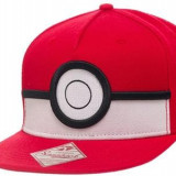 Sapca Pokemon 3D Poke Ball