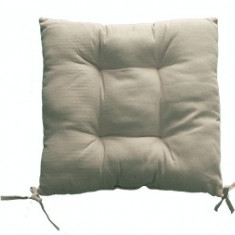 Pernuta pentru scaun 45x45cm bej Raki