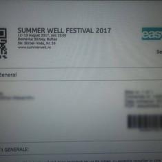 Bilet SummerWell - Bilet concert