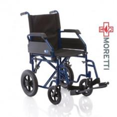 Carucior transport pacienti, tranzit 120Kg MCP500 Go - Scaun cu rotile