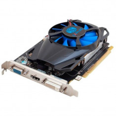 Placa video Sapphire AMD Radeon R7 250 512SP Edition 1GB GDDR5 128bit bulk - Placa video PC