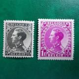 Belgia 1934 90 Euro regele Leopold III - serie nestampilata MNH